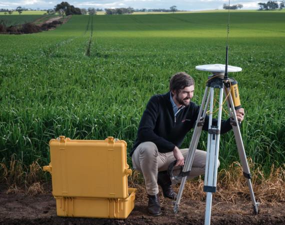 Sales & Technical Support Consultant – Precision Farming