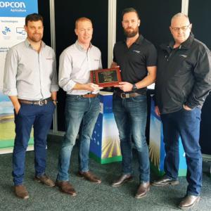 News - Topcon Award story