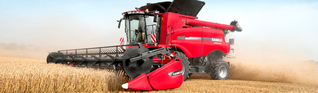 Preowned Combines… ready to go