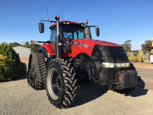 Case IH Tracked