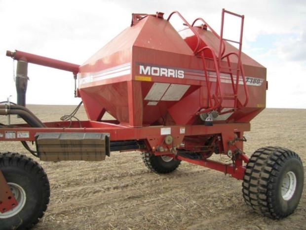 Morris 7180 TBH Air Seeder Cart