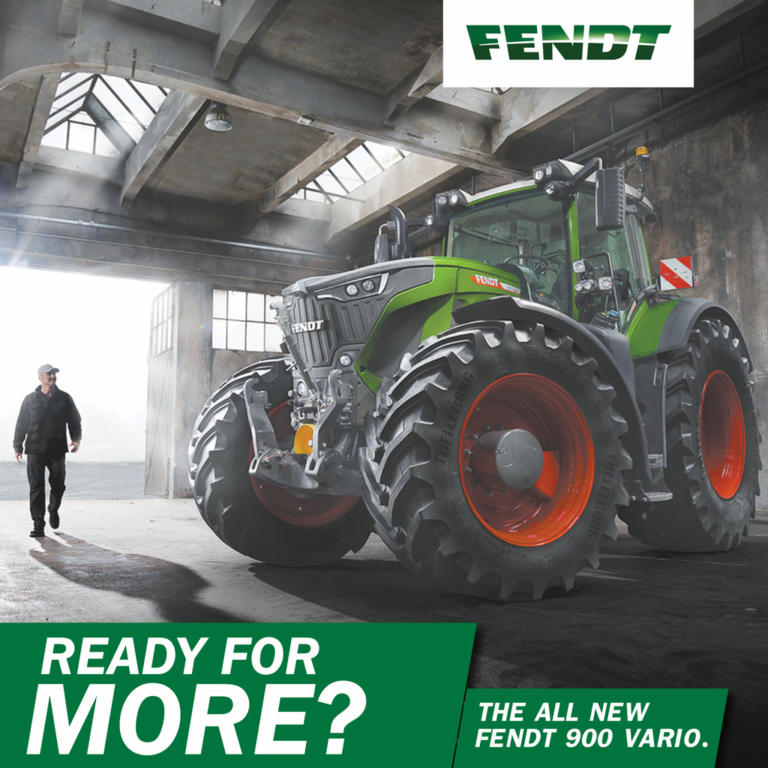Ramsey Bros News - New Fendt 900 - image