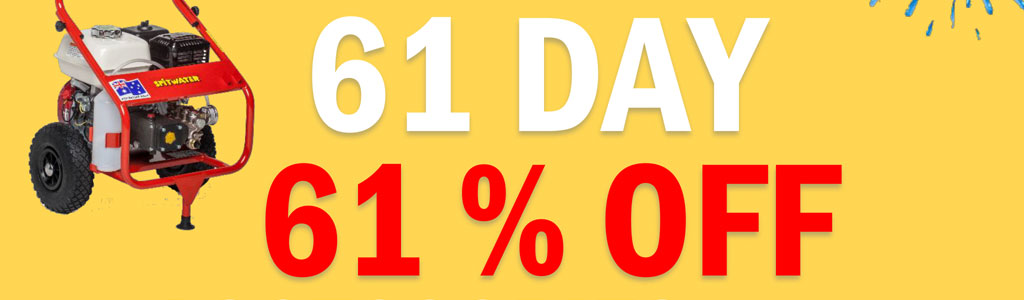 61 DAY, 61% OFF ACCESSORIES SALE!