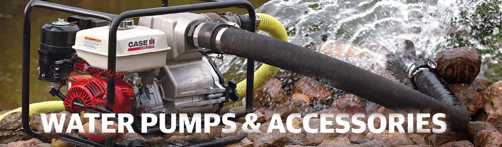 CASE IH WATER PUMPS & ACCESSORIES