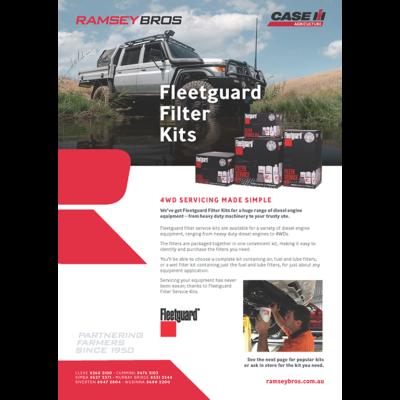 Fleetguard Filter Kits