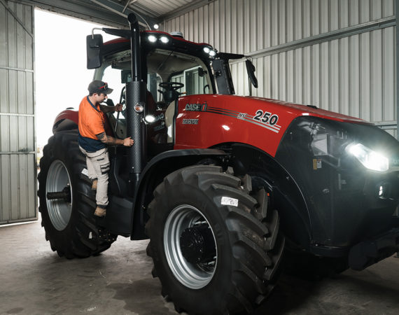 Agricultural Trades Assistant
